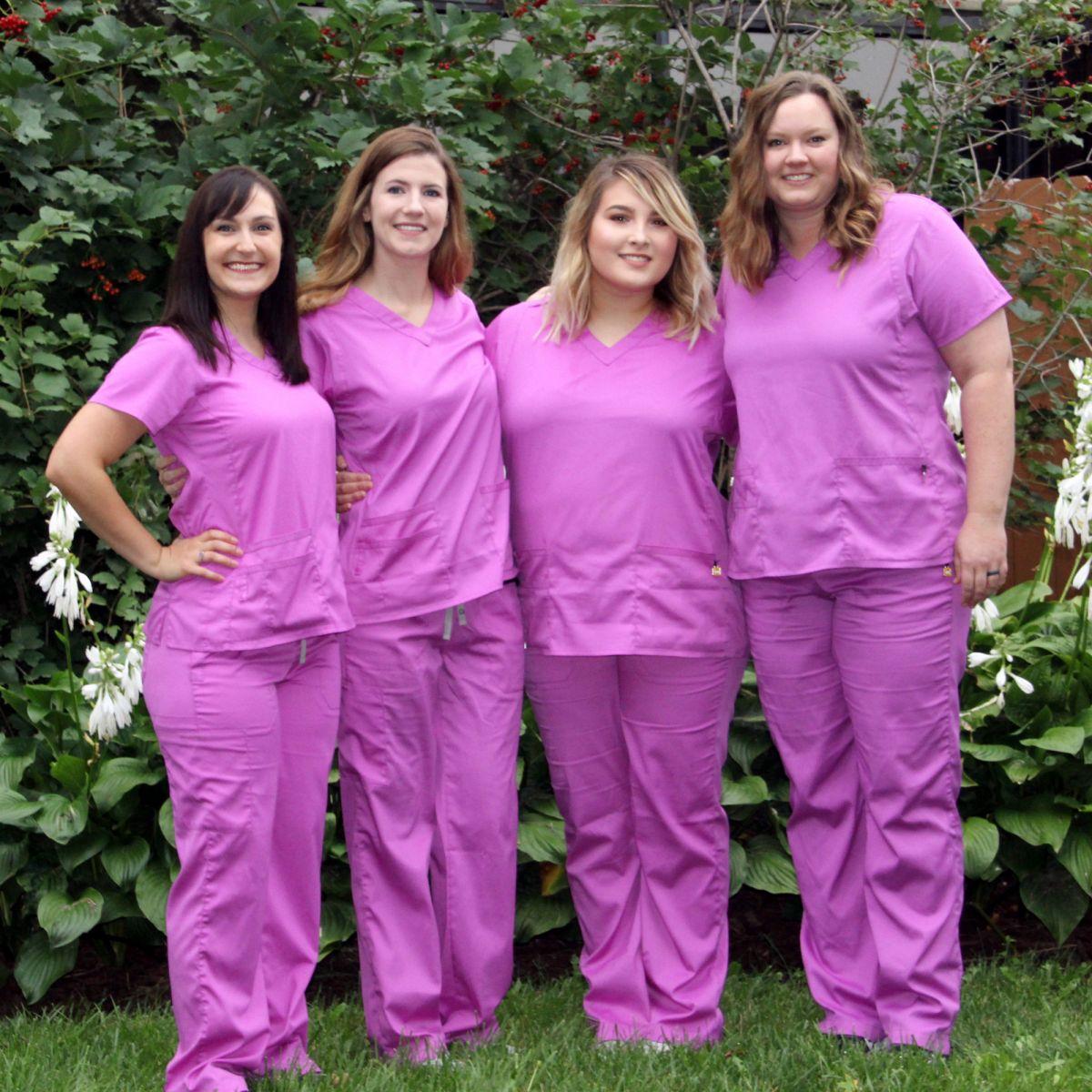 Meet your dream team nia jones orthodontics omaha nebraska city ne back girls m4hsunfo